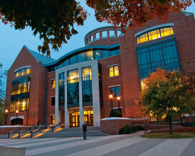 Ames library belinda