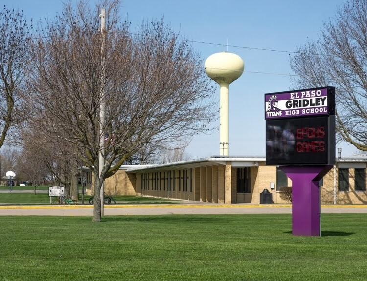el paso gridley high school